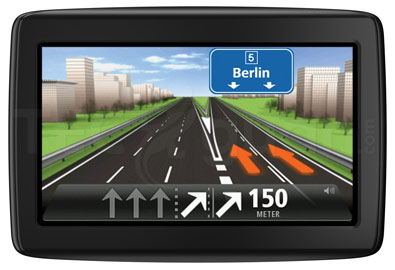 TomTom Start 25 Europe Traffic groß